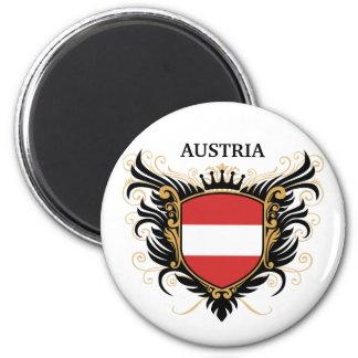 Austria [personalice] iman de frigorífico