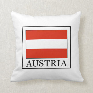 Austria pillow