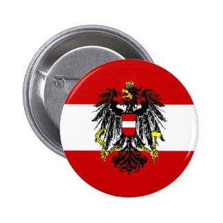 Austria Chapa Redonda 5 Cm