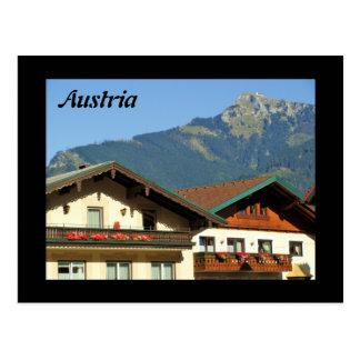 Austria - Postcard