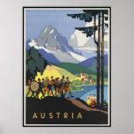 Austria Print