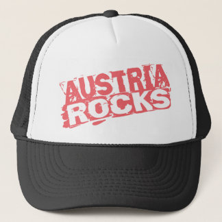 Austria Rocks Trucker Hat