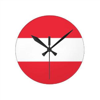 austria round clock