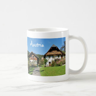 Austria, Salzkammergut - Souvenir Mug
