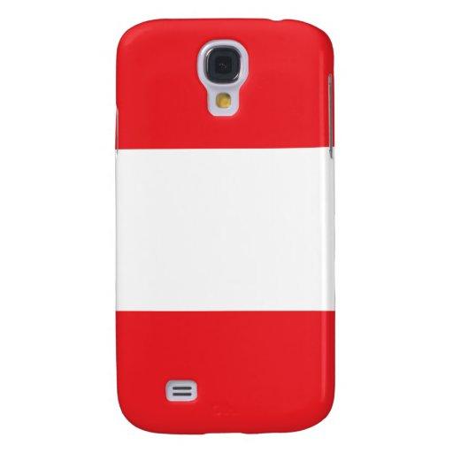 Austria Samsung Galaxy S4 Cases