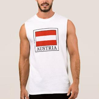 Austria Sleeveless Shirt