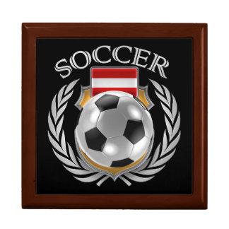 Austria Soccer 2016 Fan Gear Gift Box