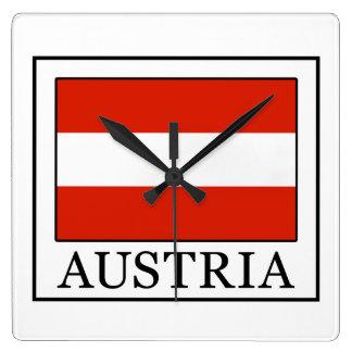 Austria Square Wall Clock