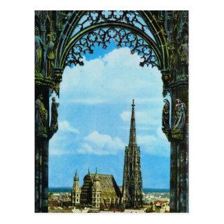 Austria,    St Stephen, Viena Postales