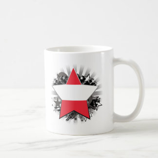 Austria Star Coffee Mug
