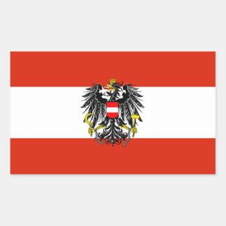 Austria State Flag Sticker