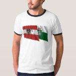 Austria & Steiermark Waving Flags T Shirt