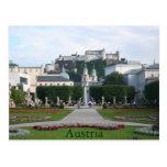 Austria Tarjeta Postal