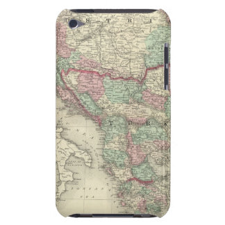 Austria, Turkey in Europe, and Greece iPod Touch Cases