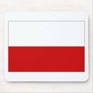 Austria Upper Austria Flag Mouse Pad