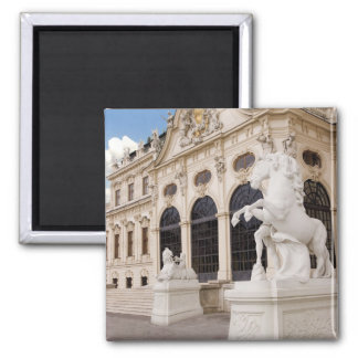 Austria, Vienna, Belvedere Palaces, Upper Magnet