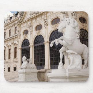 Austria, Vienna, Belvedere Palaces, Upper Mouse Pad