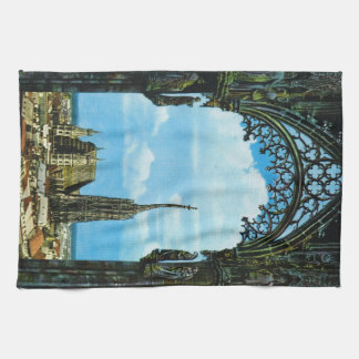 Austria, Vienna, St Stephen's Cathedral Kitchen Towel