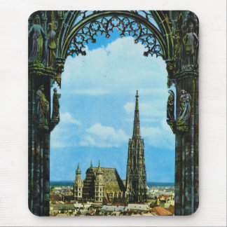 Austria, Vienna, St Stephen's Cathedral Mouse Pad