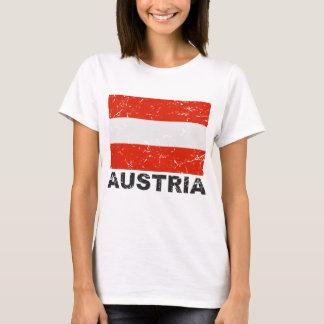 Austria Vintage Flag T-Shirt