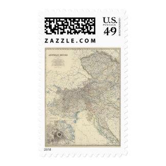 Austria W Stamps