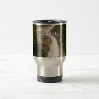 Austria Waterfall Coffee Mugs