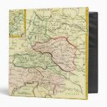 """Austria y Eslovenia Carpeta 1 1/2"""""""