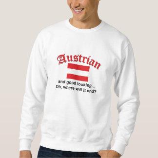 Austriaco apuesto jersey