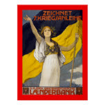 Austrian 7th War Loan (border) Poster