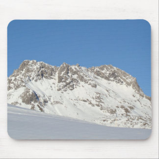 Austrian Alps Mousepad