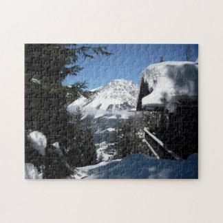 Austrian Alps Puzzle (version 3)