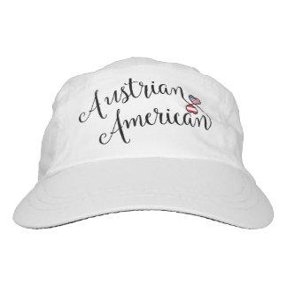 Austrian American Entwined Hearts Cap Hat