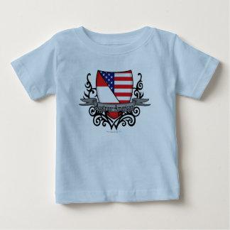 Austrian-American Shield Flag Shirt