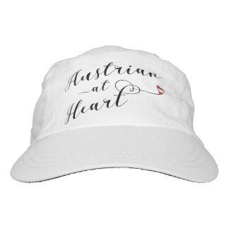 Austrian At Heart Cap Hat, Austria