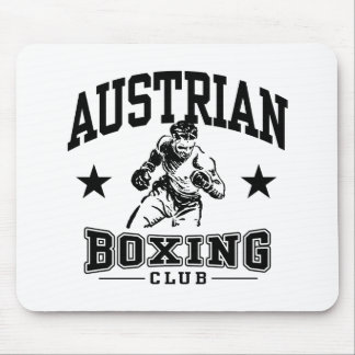 Austrian Boxing Mouse Pad