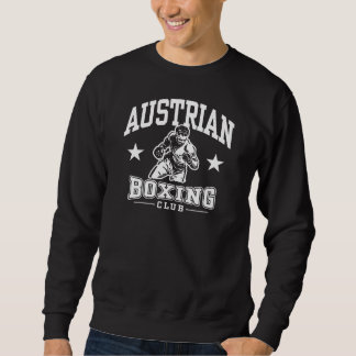 Austrian Boxing Sweatshirt