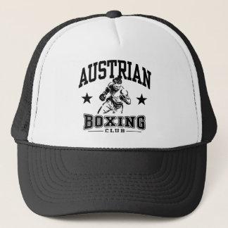 Austrian Boxing Trucker Hat