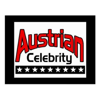 Austrian Celebrity Postcard