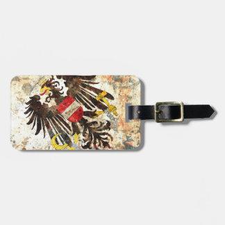 Austrian Crest Luggage Tag