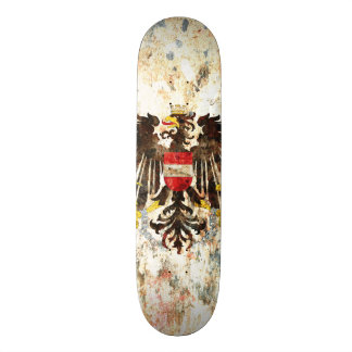 Austrian Crest Skate Board