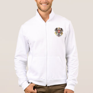 Austrian Crest Printed Jacket