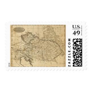 Austrian Dominions 2 Postage Stamp