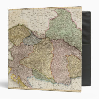 Austrian Dominions 3 Ring Binder