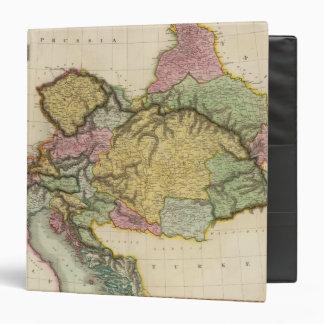 Austrian Dominions Binder