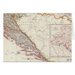 Austrian Dominions III Greeting Card
