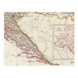 Austrian Dominions III Postcard
