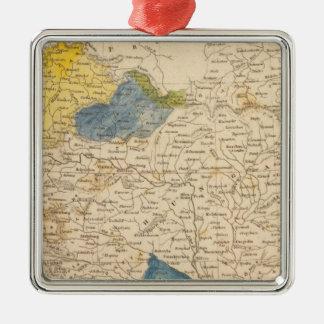 Austrian Dominions Map by Arrowsmith Ornaments