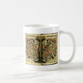 Austrian Double Eagle Mugs