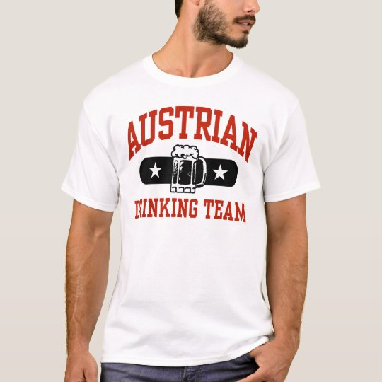 Austrian Drinking Team T-Shirt
