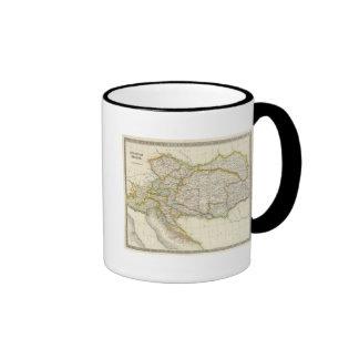 Austrian Empire 2 Ringer Coffee Mug